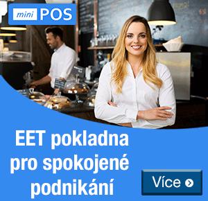 miniPOS - EET pokladna pro spokojené podnikání, www.miniPOS.cz