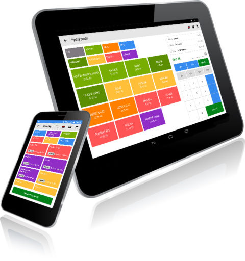 Chytrá pokladna miniPOS pro Android tablet a mobilní telefon, www.miniPOS.cz