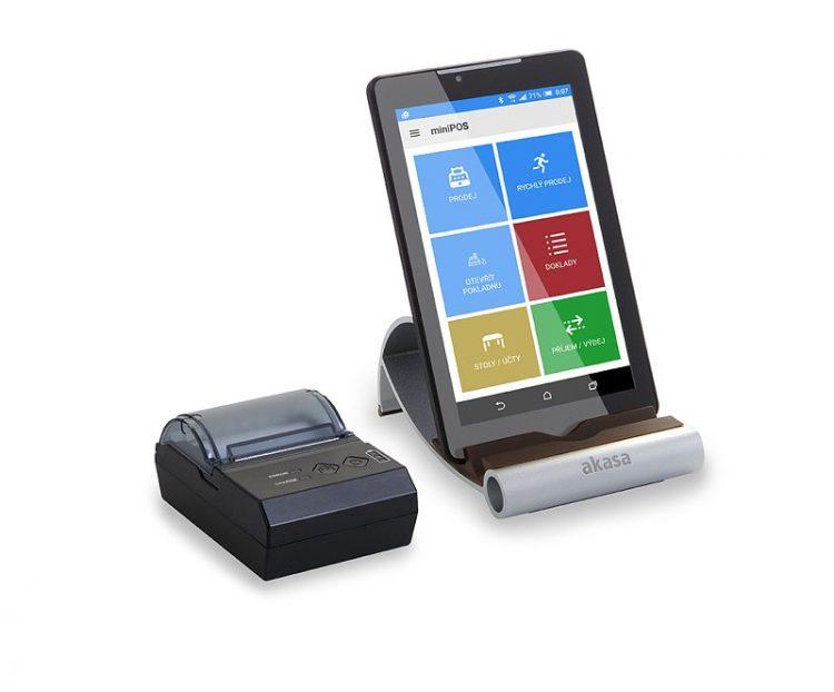 EET tiskárna k mobilu